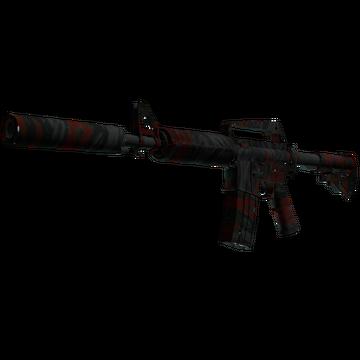 StatTrak™ M4A1-S   Blood Tiger