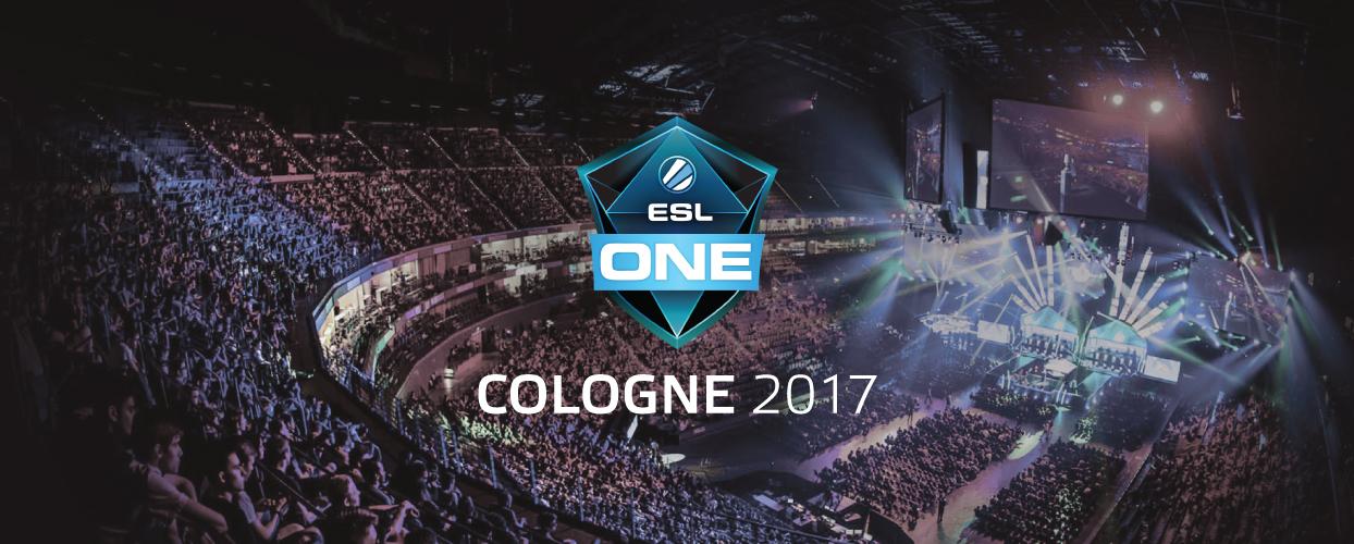 ESL One: Cologne 2017
