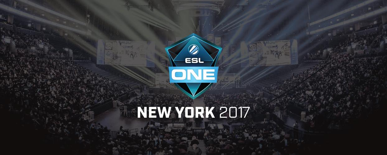 ESL One: New York 2017