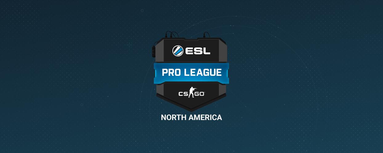 ESL Pro League Season 6 - NA