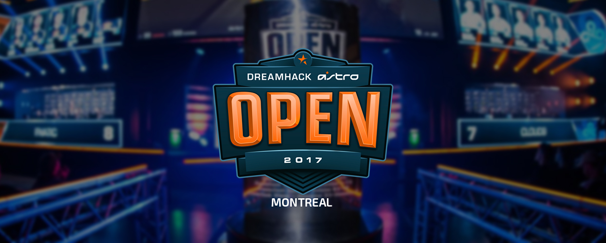 DreamHack Montreal 2017