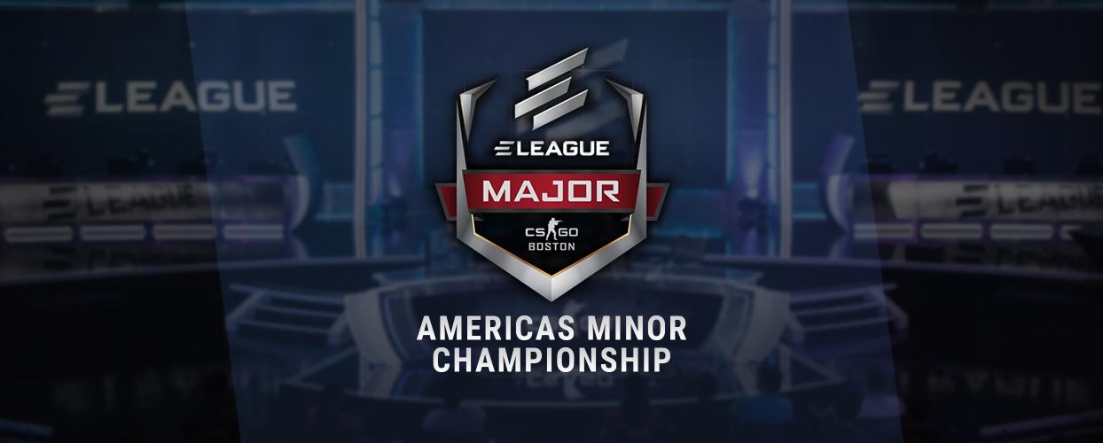 Americas Minor - Boston 2018