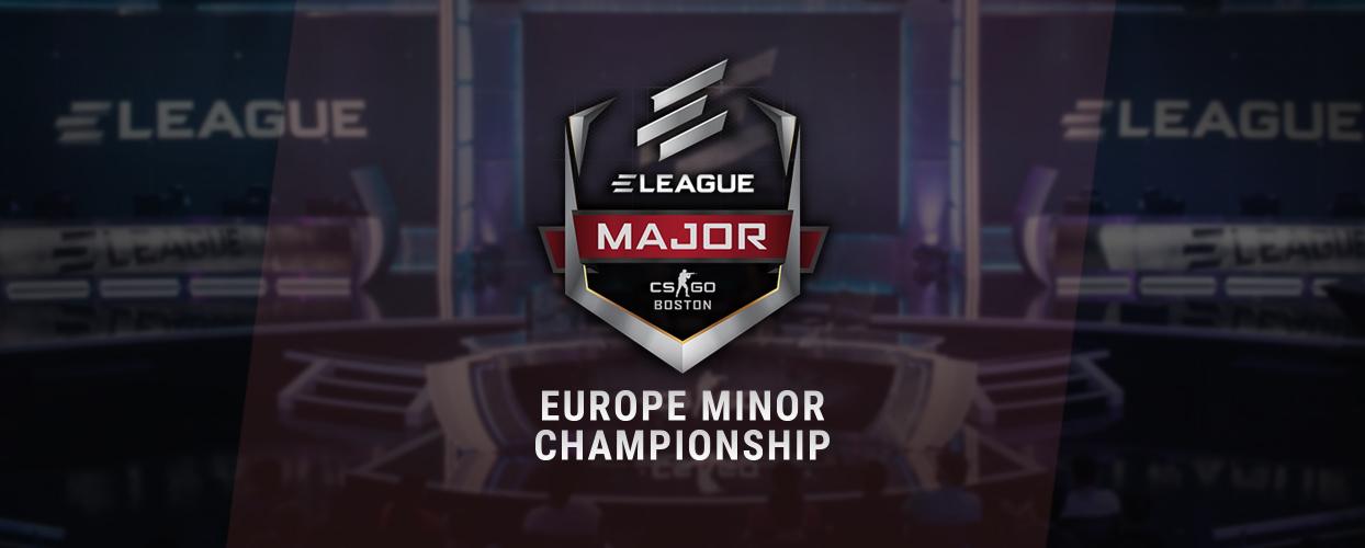 Europe Minor - Boston 2018