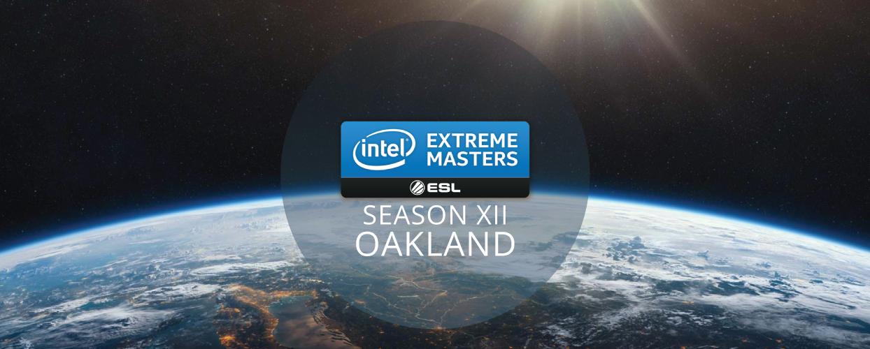 IEM Oakland Season XII