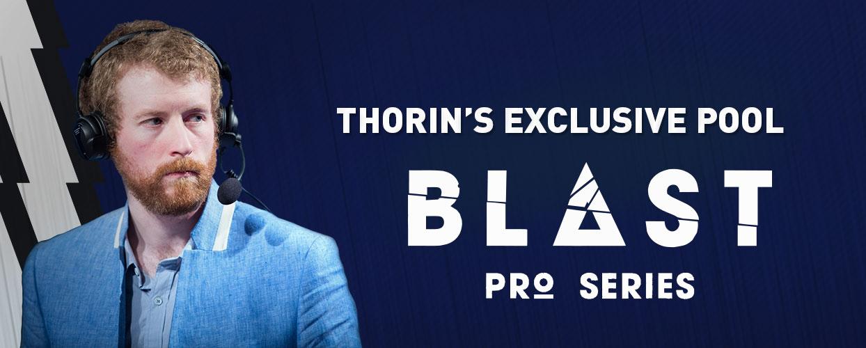 Thorin's Exclusive Blast Pro Series Pool