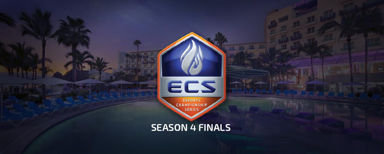 Esports Championship Series Season 4 - Finals