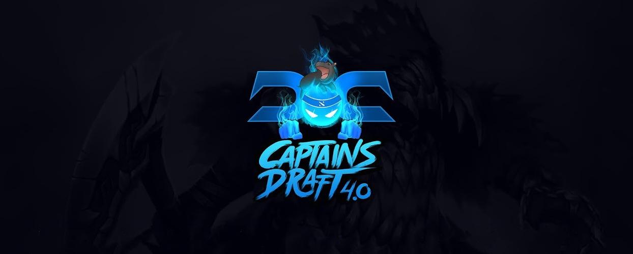 Dota 2 - Captains Draft 4.0 - China Qualifier