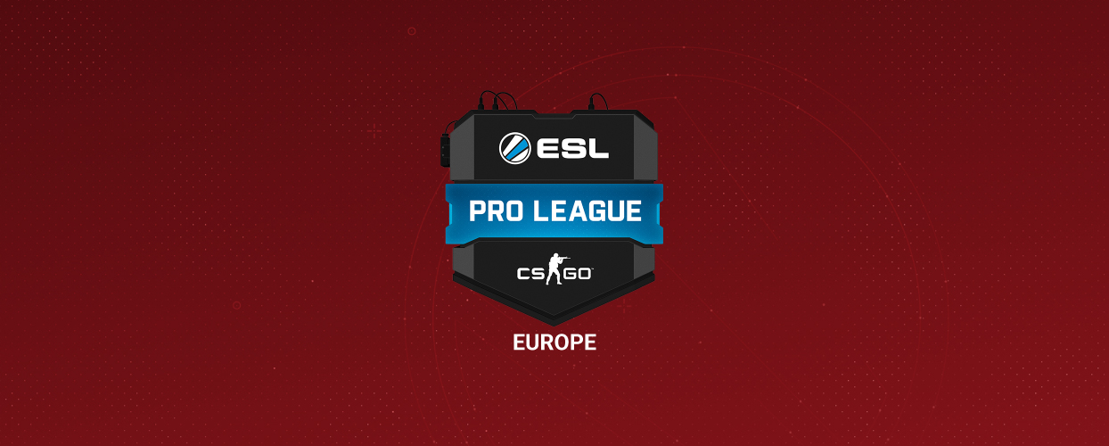 CS:GO - ESL Pro League, Season VII - EU, Group Stage