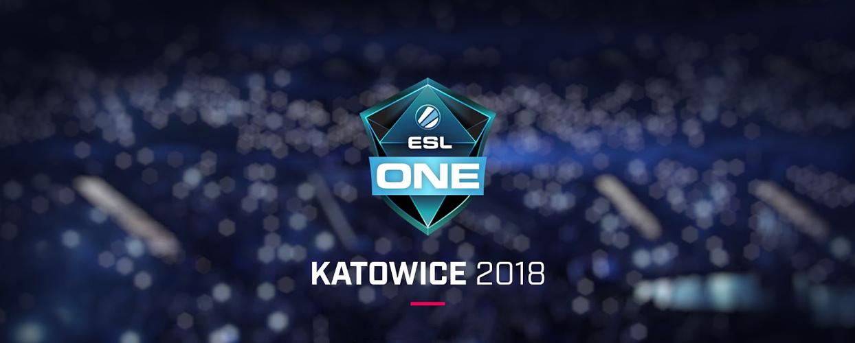 Dota 2 - ESL One - Katowice 2018, NA Qualifier