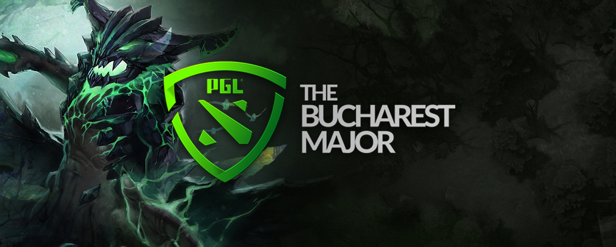 Dota 2 - The Bucharest Major, NA Closed Qualifier