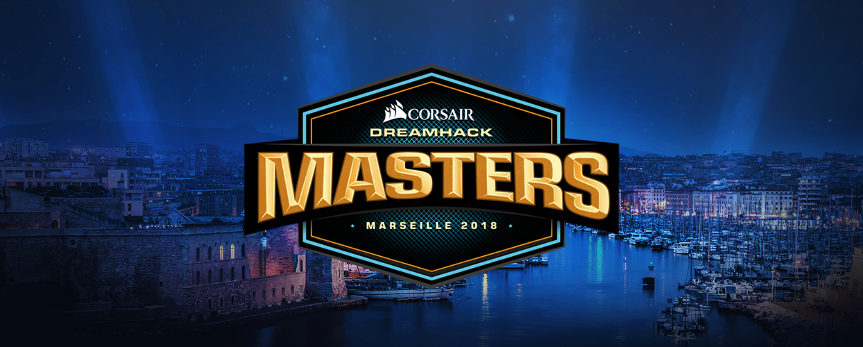 CS:GO - Dreamhack Masters Marseille - Group Stage