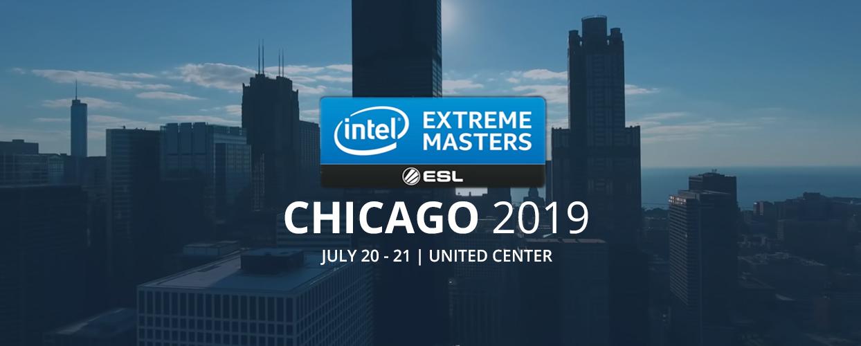 €0 25 Salary Pool - Intel Extreme Masters Season XIV - Chicago - ESP